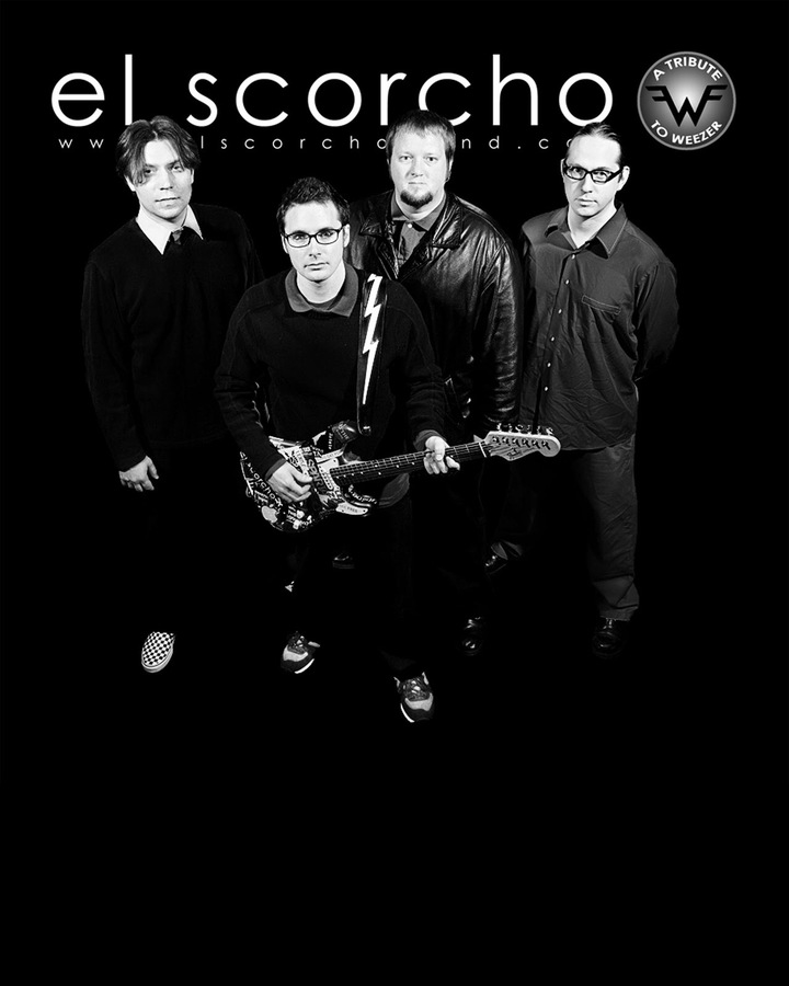 El Scorcho - Weezer Tribute @ Star Bar - Atlanta, GA