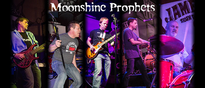Moonshine Prophets Tour Dates