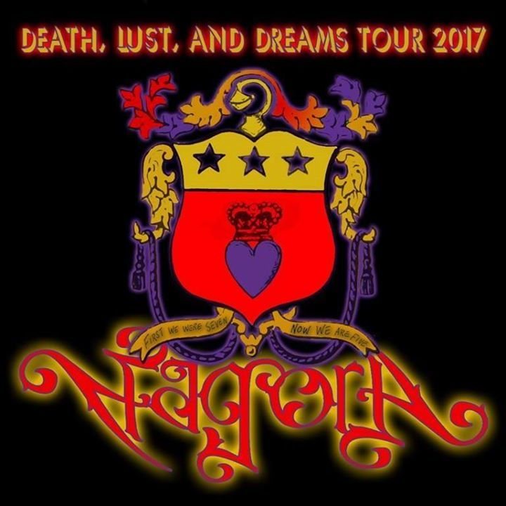 VAGORA Tour Dates