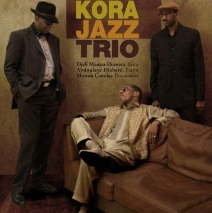 Kora Jazz Trio Tour Dates