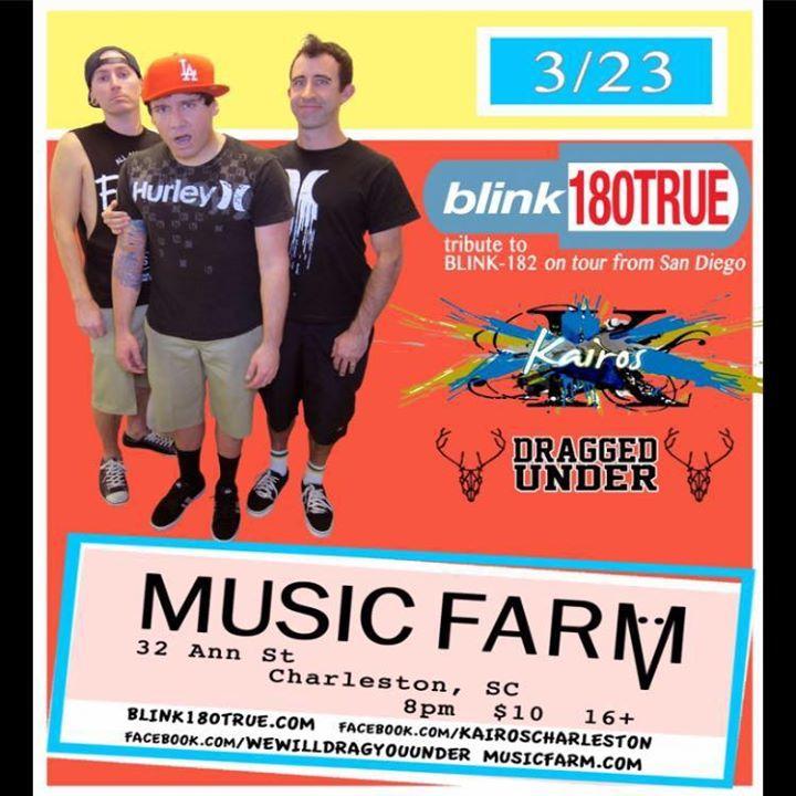 Blink180TRUE Tour Dates
