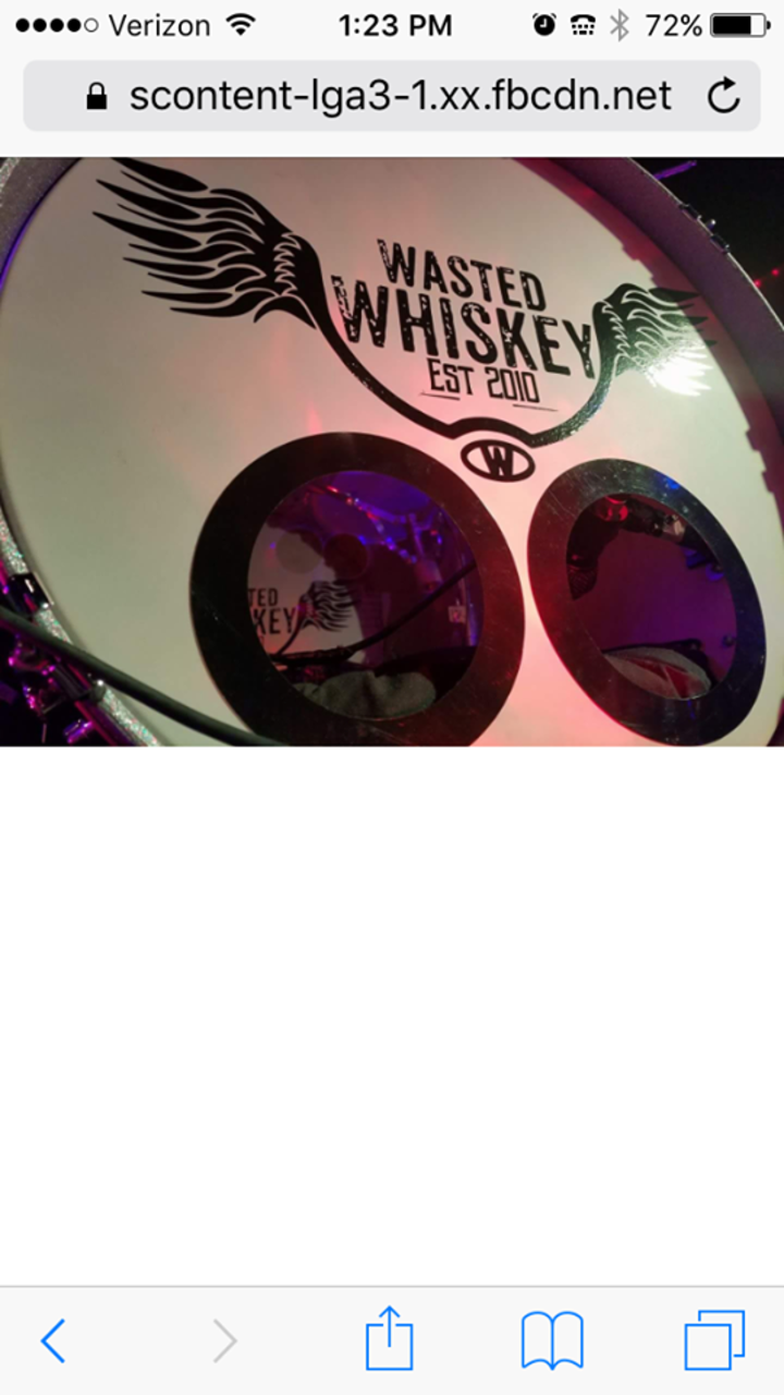 Wasted Whiskey Tour Dates