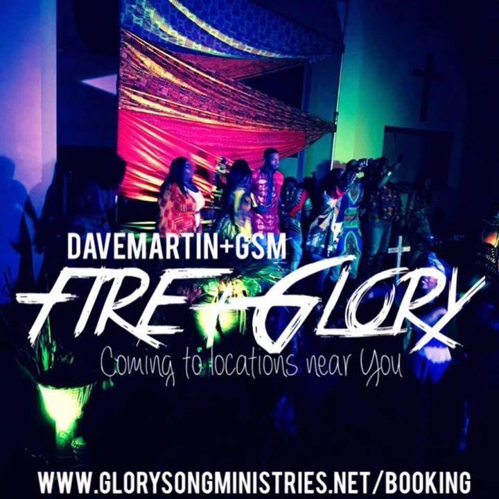 Dave Martin & Glory Song Tour Dates