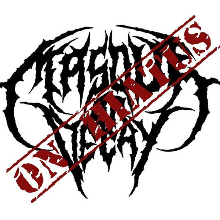 Masque Of Decay Tour Dates