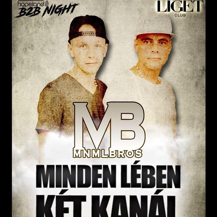 MNMLBROS Tour Dates