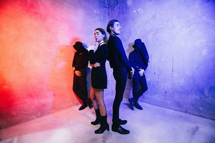 Confidence Man @ The Gasometer Hotel - Collingwood, Australia