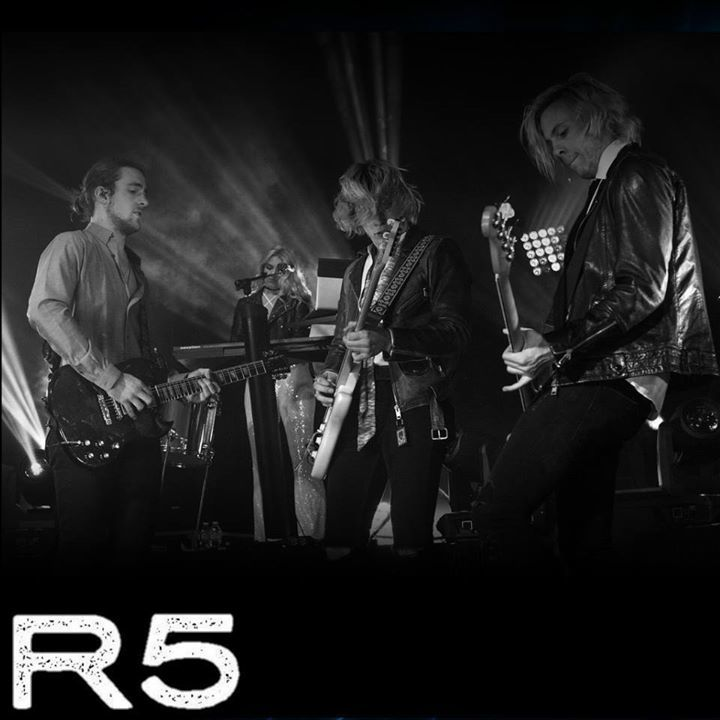 R5 Rocks Tour Dates