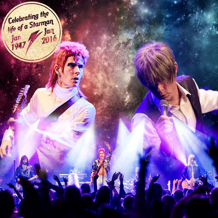 Absolute Bowie Band @ Old Fire Station - Carlisle, United Kingdom