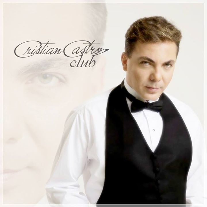 Cristian Castro  (Club) Tour Dates