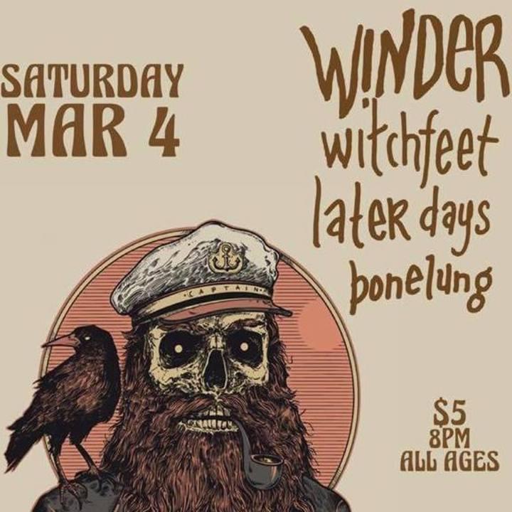 Witch Feet Tour Dates