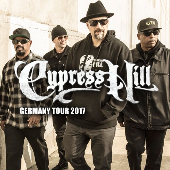 Cypress Hill @ Haus Auensee - Leipzig, Germany