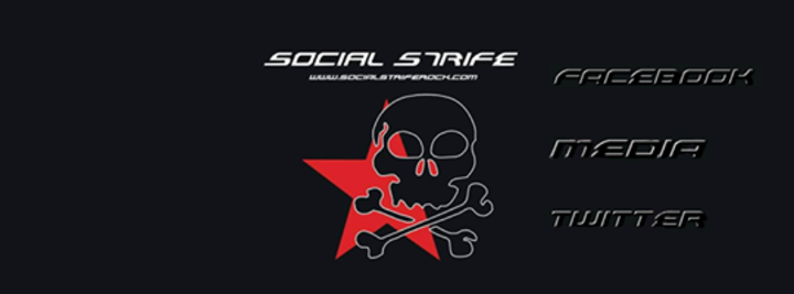 Social-Strife Tour Dates