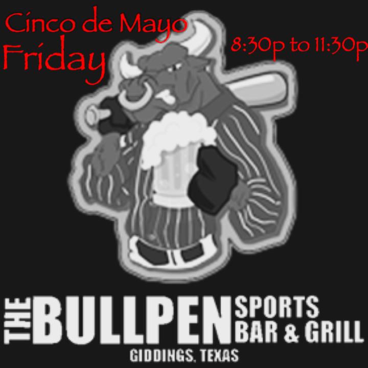 Trey Yenger Music @ Bullpen Sports Bar & Grill - Giddings, TX