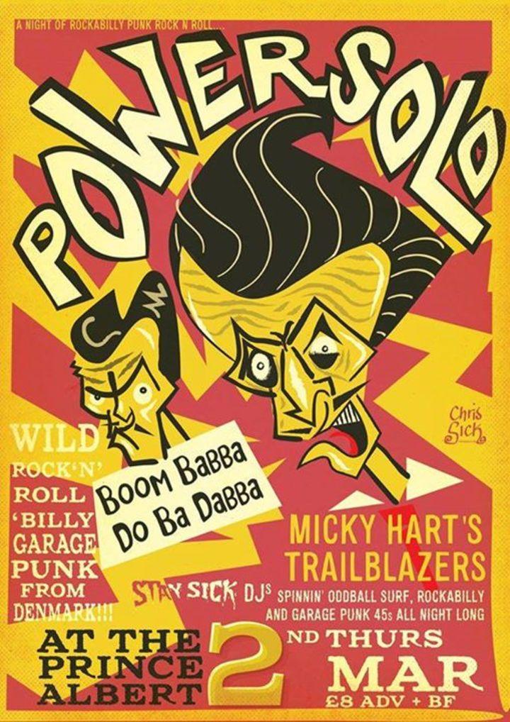 Powersolo Tour Dates