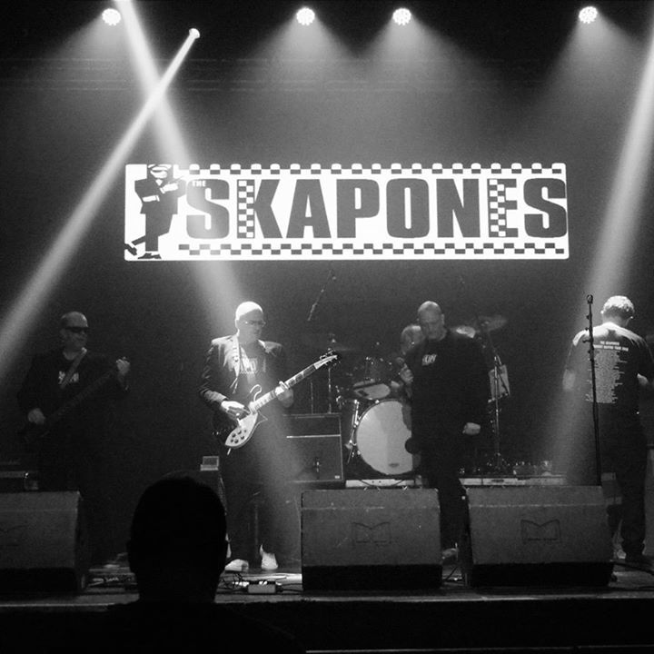 The Skapones @ Ska Xmas Knees Up  @ The Ainsty  - York, United Kingdom