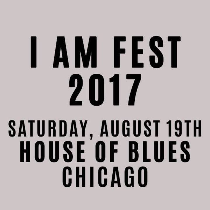I AM FEST Tour Dates