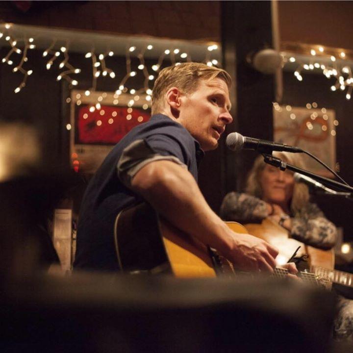 Patrick Davis @ The Evening Muse - Charlotte, NC