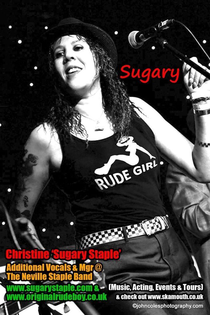 Sugary Tour Dates