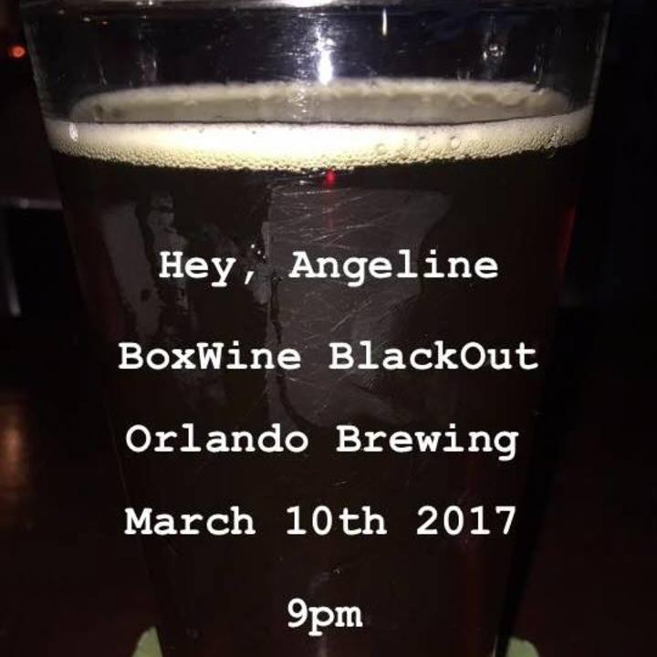 Hey, Angeline Tour Dates