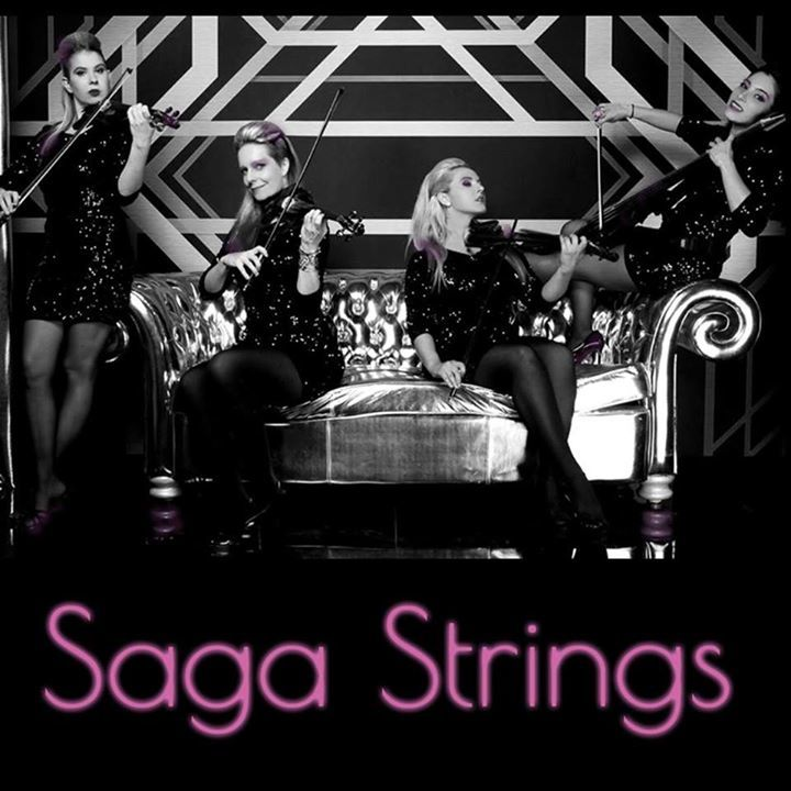 Saga Strings Tour Dates