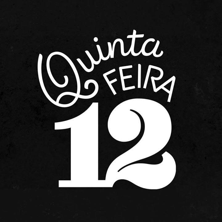 QUINTA-FEIRA 12 Tour Dates
