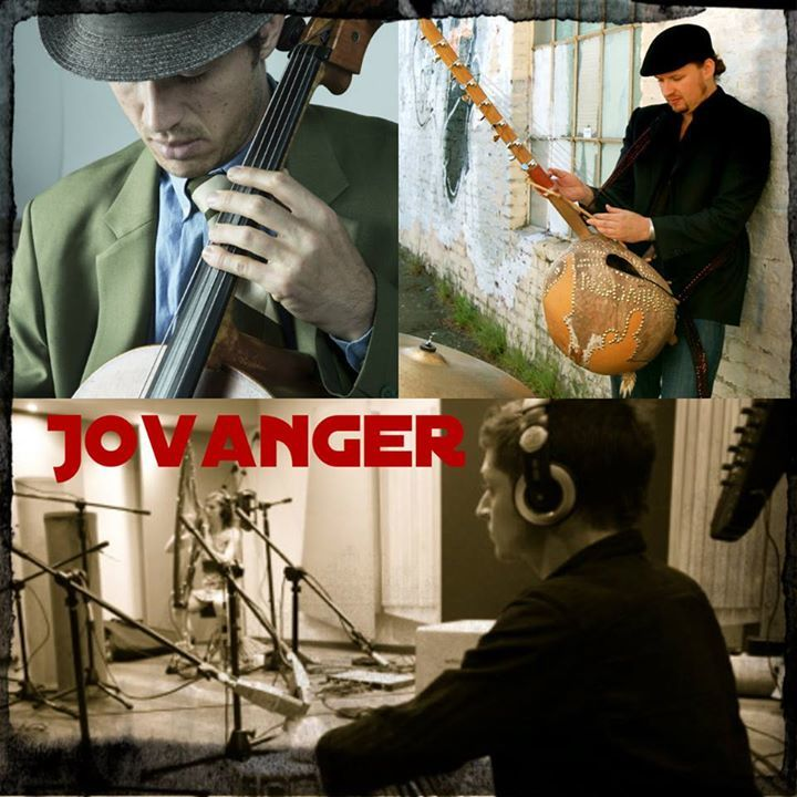Jovanger Tour Dates