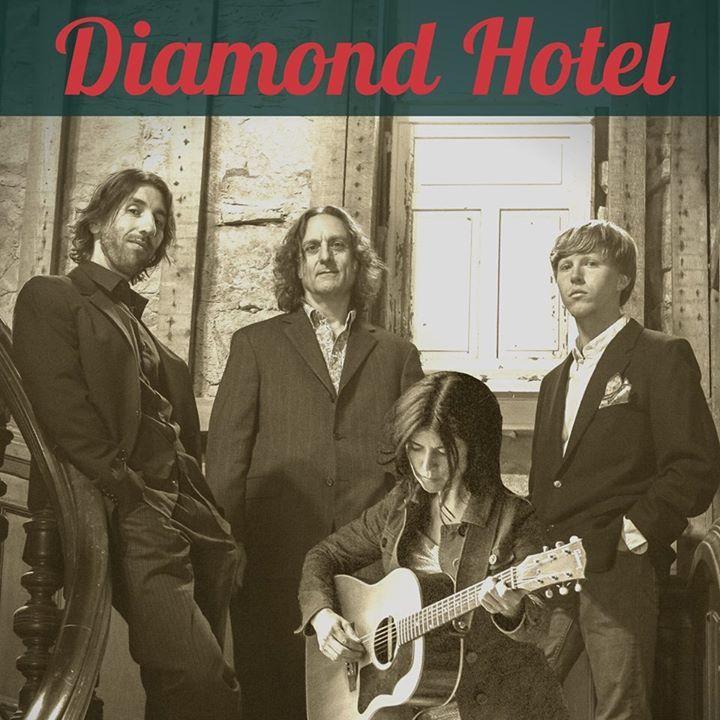 Diamond Hotel Tour Dates