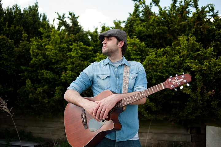 Brett Wiscons - Singer/Songwriter @ Union 50 - Indianapolis, IN