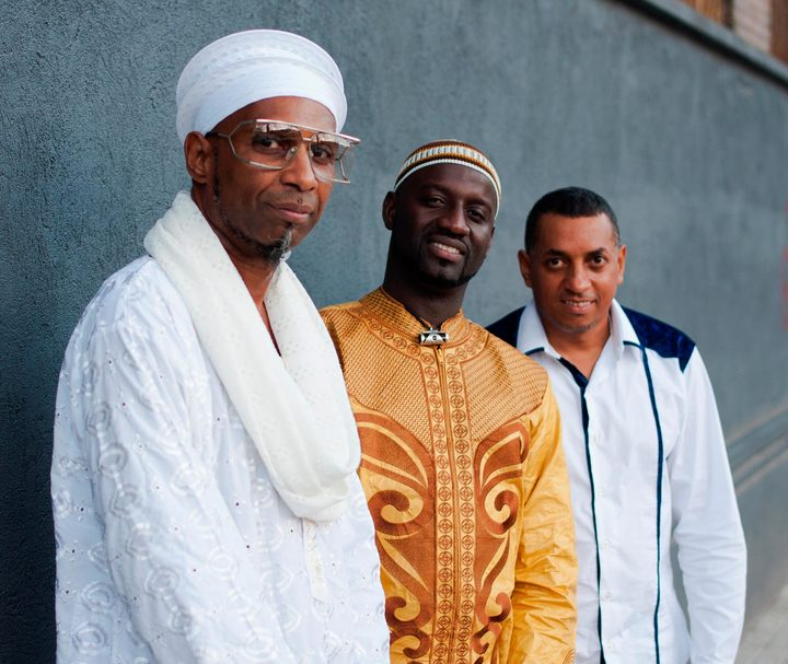 Seckou Keita @ Milton Court at Barbican - London, United Kingdom