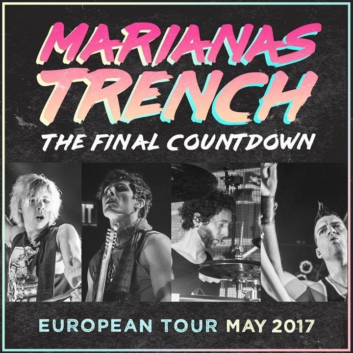 Marianas Trench @ Warehouse Live - Houston, TX