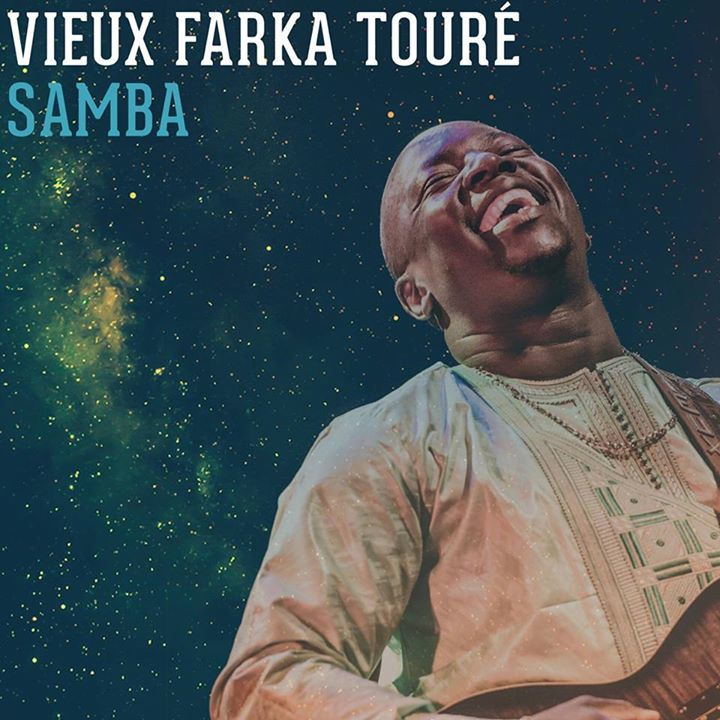 Vieux Farka Touré @ Ancient Trance - Taucha, Germany