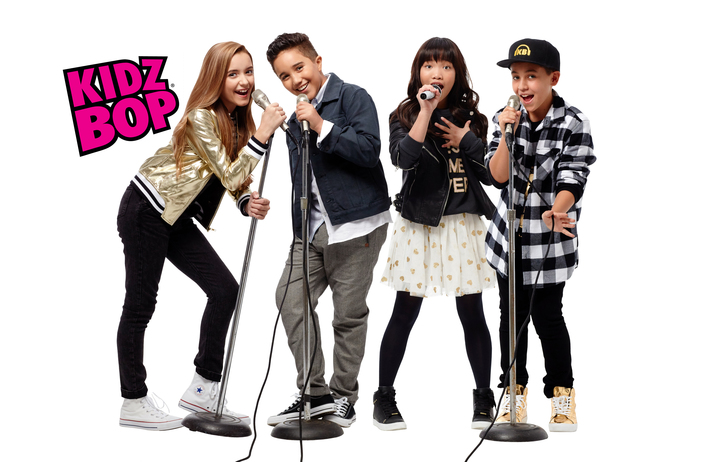 KIDZ BOP  @ Palace of Fine Arts Theatre - 1 PM SHOW - San Francisco, CA