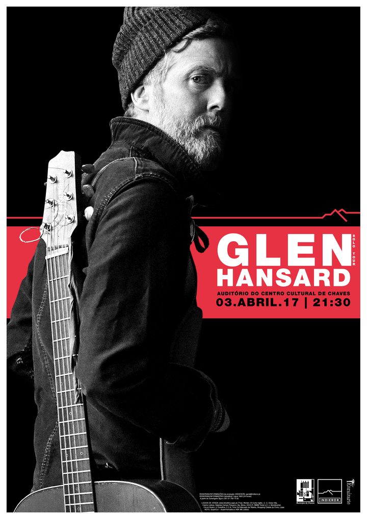 Glen Hansard @ Centro Cultural de Chaves - Chaves, Portugal
