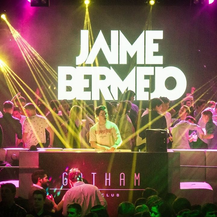 Jaime Bermejo Dj Tour Dates