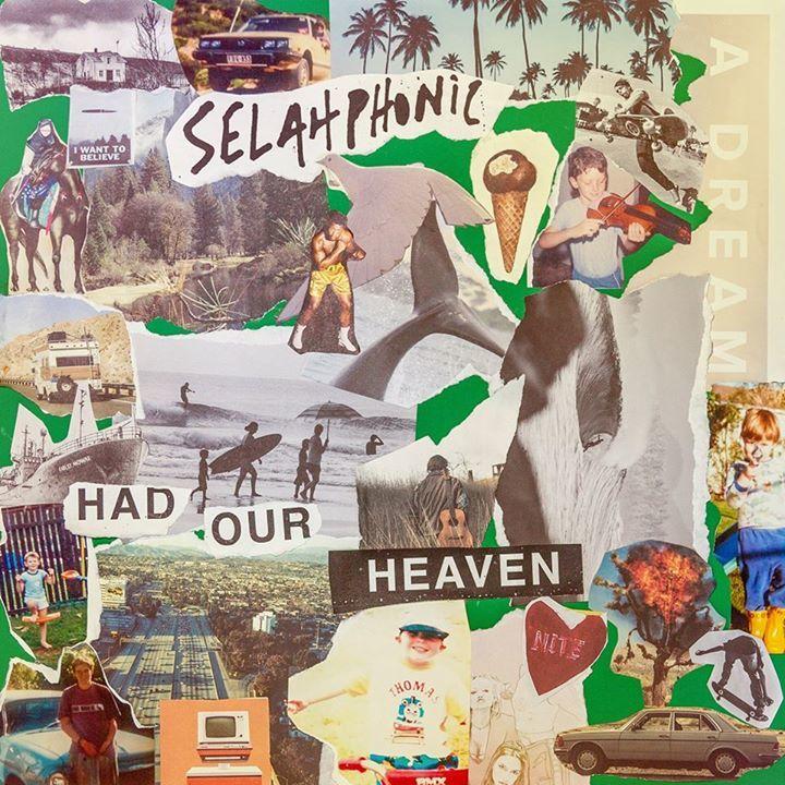 Selahphonic Tour Dates