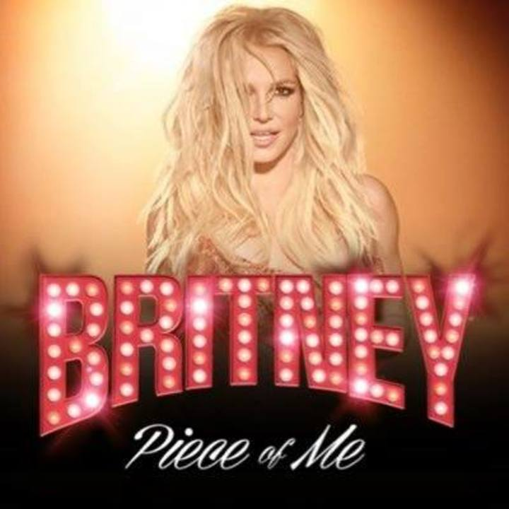 Britney: Piece Of Me Tour Dates