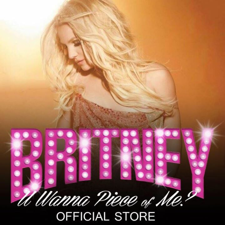 Britney Official Store Tour Dates