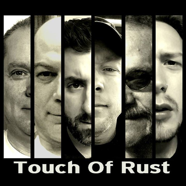 Touch of Rust Tour Dates