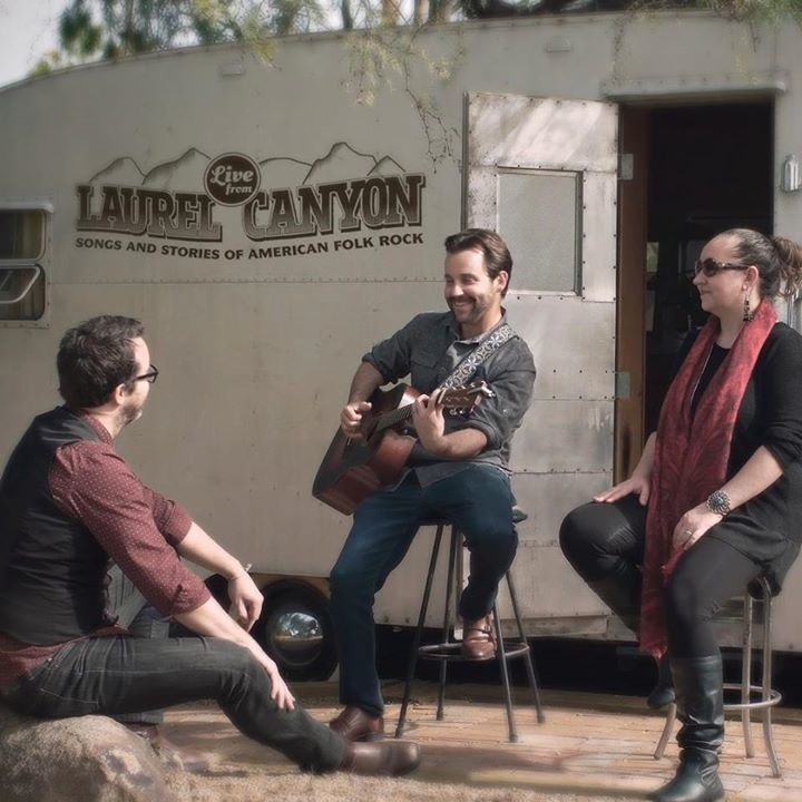 Live from Laurel Canyon Tour Dates