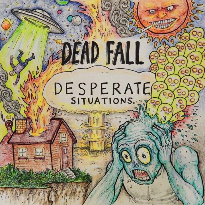 Dead Fall @ Mahall's - Lakewood, OH