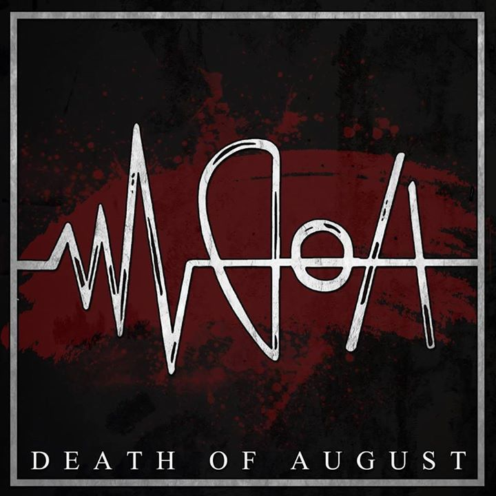 Death Of August @ Amos' Southend - Charlotte, NC