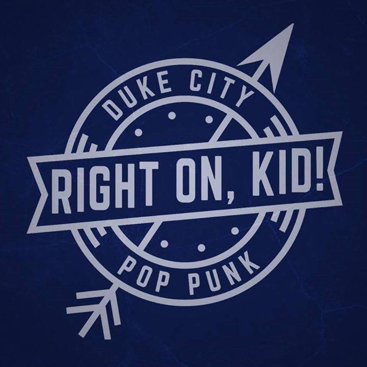 Right on, Kid Tour Dates