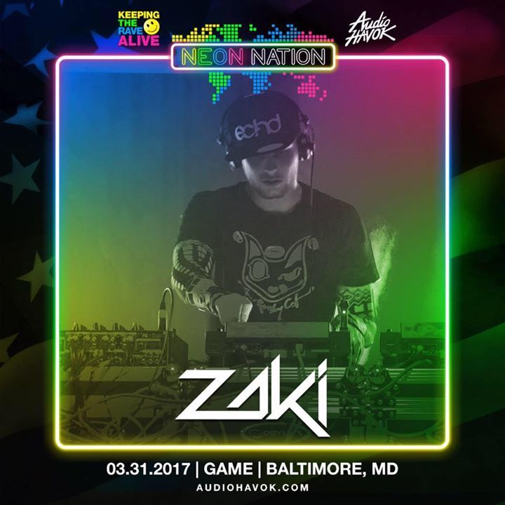 Zaki Tour Dates