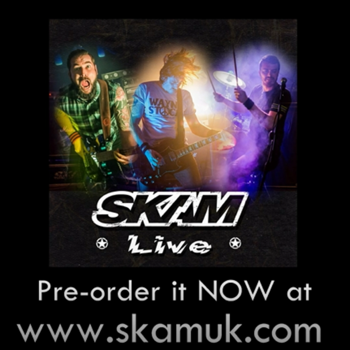 SKAM Tour Dates