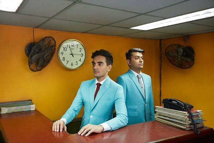 Parekh & Singh @ Jamteady X CalBunka - Kolkata, India