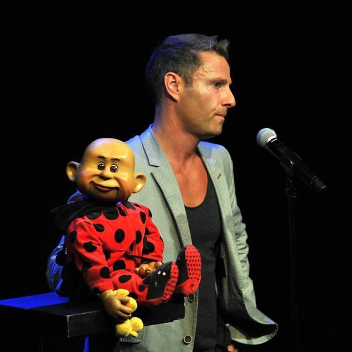 PAUL ZERDIN @ Komedia - Bath, United Kingdom