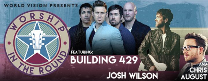 Josh Wilson @ Schmidt Performing Arts Center - Hays, KS
