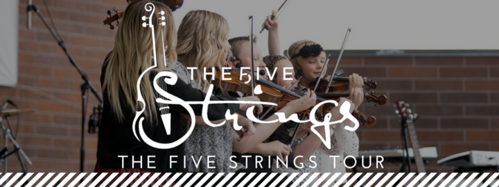 The Five Strings @ Swiss Days - Provo, UT