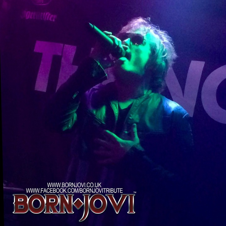 Born Jovi Tribute to Bon Jovi @ Knights Quest (SOLO Show) - Sandwell, United Kingdom