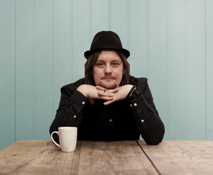 Frode Johansen @ Cafe Magenta - Fredrikstad, Norway
